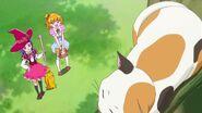 Riko dice que hara el gato hablar