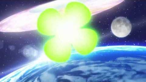 ¡Ataque del Bastón Chispeante Pretty Cure!