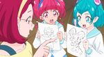 STPC18 Terumi critiques Hikaru and Lala's drawings