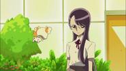 Yuri le pide a Potpourri que busque a otra persona