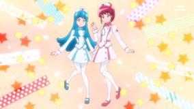 Hime y Megumi enfermeras