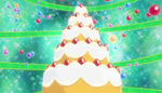 Wonderful A La Mode10 Giant Strawberry cake appears