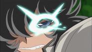 Ban usa su mirada amenazante