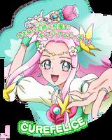 Cure Felice's header