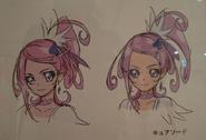 Sword cabeza boceto