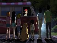 Akane despide familia misumi