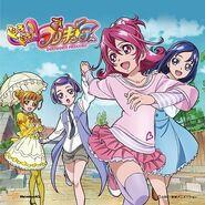 Happy Go Lucky Dokidoki Precure Theme