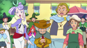 MTPC03 The villagers are shocked when they see the Pretty Cure