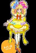 Miracle perfil topaz asahi