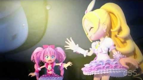 CSS Precure All Stars DX【3D】