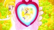 Cartas Bonitas Honey espejo