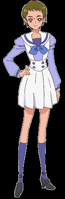 Go! Princess Pretty Cure Seira Pose