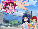 Pretty Cure Online SmPC wall smile 13 1 S