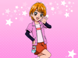 Pretty Cure Connection Puzzlun/Cardlist