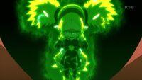 STPC21 Darknest's power surrounds Aiwarn