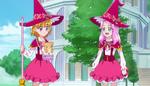 (9) Ha-Chan greets Mirai back