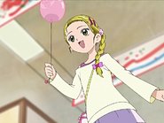 Hikari atrapa globo
