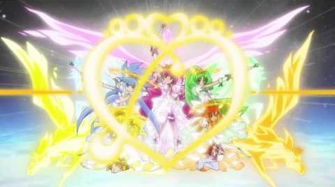 Royal Rainbow Burst HD