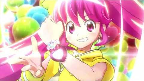 Cure Lovely Lollipop HipHop and Pop&Sonic Attack