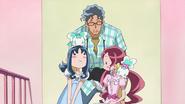 HPC19-Erika Tsubomi with Erika's dad