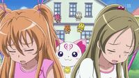 Hibiki and Kanade tired