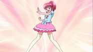 Megumi dice que ayudar a la gente reaccionara sus sentimientos inocentes