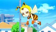 Chikurun flying around