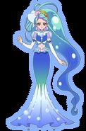 Cure Mermaid Burbuja