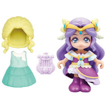 PreCoord Doll Fuurin Asumi and Cure Earth