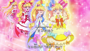 Cure Miracle Styles opening