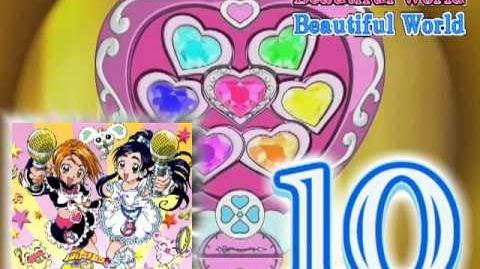 Futari wa Precure Vocal Album 2 Track10-0