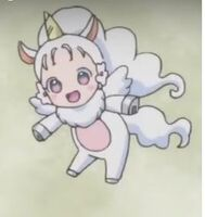 Ha-chan unicorn