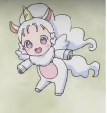 Ha-chan unicorn