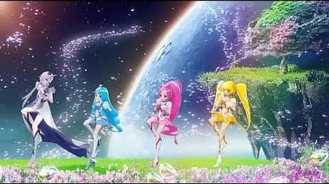 Heart Catch Pretty Cure! Ending 02
