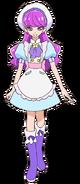 Perfil de Yukari como pastelera