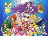 Yes! Pretty Cure 5 GoGo!