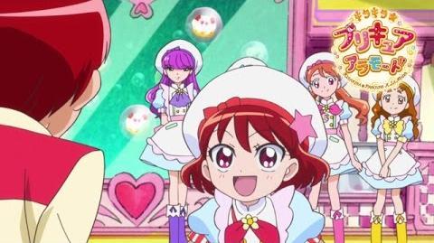 キラキラ☆プリキュアアラモード 第15話予告 「愛ゆえに!怒りのキュアショコラ!」