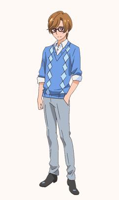 Aisaki Masato Toei Profile