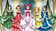 Traje princesa yes5