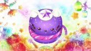 Macaron gato de Yukari