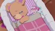 Mofu y Ha-chan durmiendo