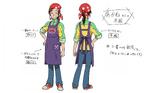 FwPCMH movie2-BD art gallery-10-Akane-san winter clothes