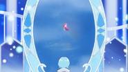 Blue ve a Lovely subir al espacio