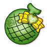 Cure Decor melon