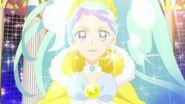 Grand princess mermaid