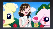Mayu Watanabe en la tele