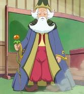 Profesor Isaac primera aparicion