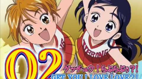 Futari wa Precure OP&ED Theme Track02