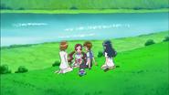 Hayashi despierta luego de quedar inconciente