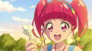 Hikaru recibe la Pluma de Hugtan